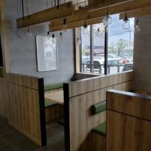 飲食店[2-ベンチ工事]